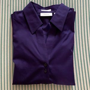 Like New! Chico's no iron button down blouse